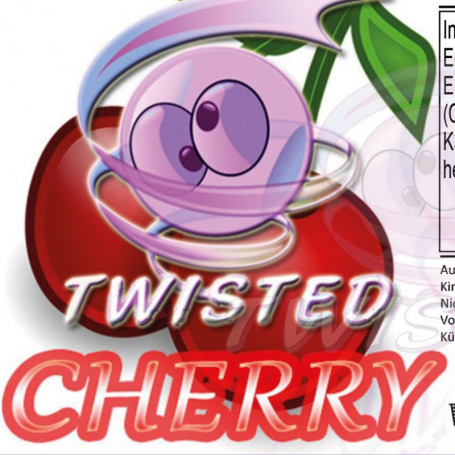 copy of Twisted Nutty Bobby Cookie Aroma 10ML