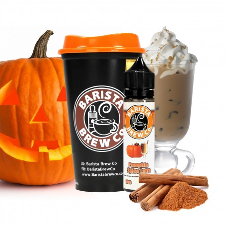 Pumpkin Spice Latte (LIMITED EDITION) 50ML
