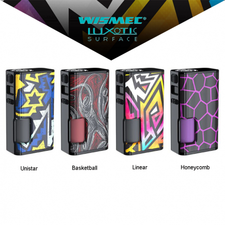 Wismec Luxotic Surface Mod 80W