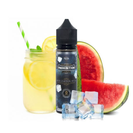 Prohibition Juice Co. White Lightning On Ice (Scomposto) 20+30ML