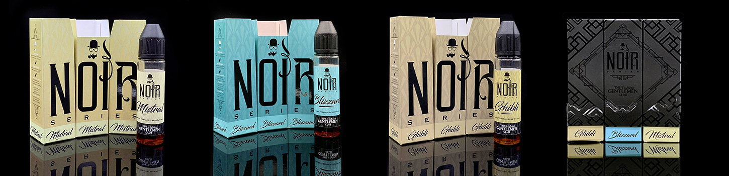 Noir The Vaping Gentleman Club
